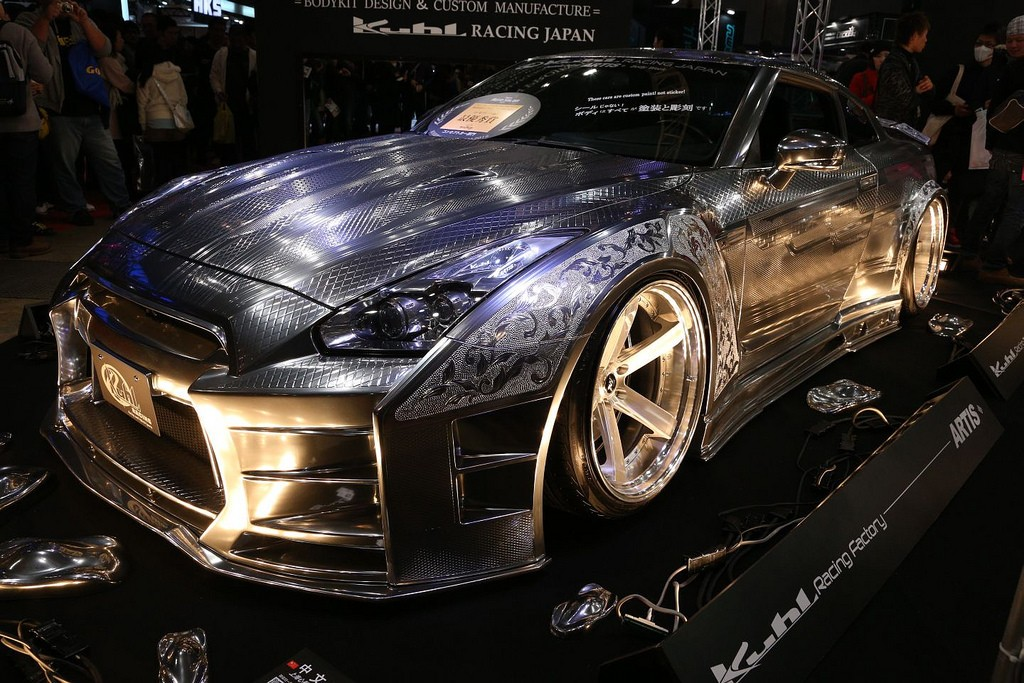 KUHL JAPAN PROJECT R35 GT-R