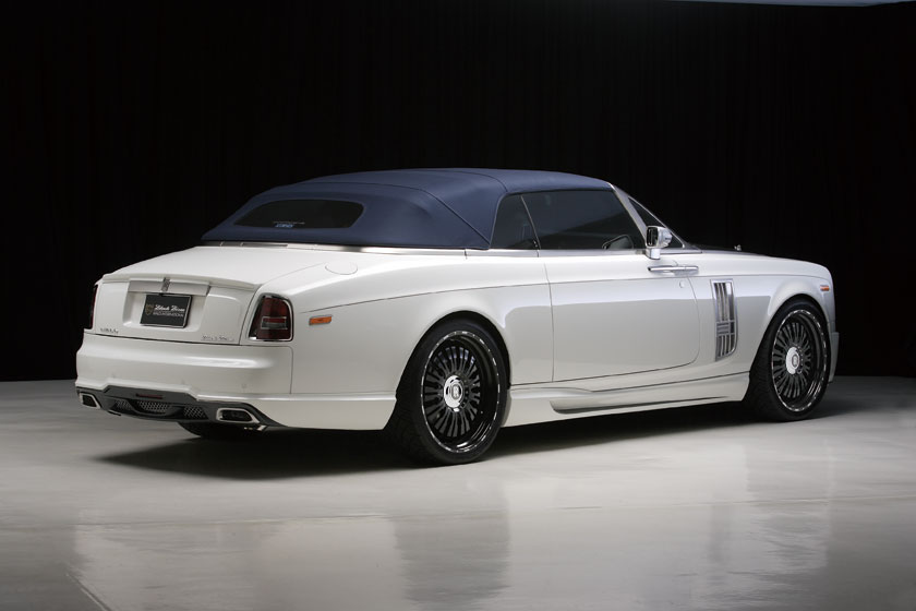 WALD Rolls-Royce Drophead Coupe SPORTS LINE BLACK BISON EDITION