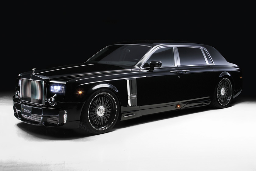 WALD ROLLS ROYCE PHANTOM SPORTS LINE BLACK BISON Edition