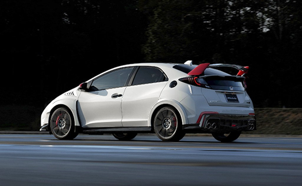 Modulo CIVIC TYPE R