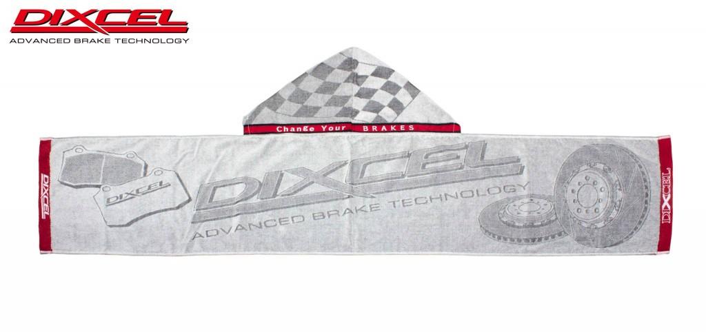 DIXCEL タオルパーカー