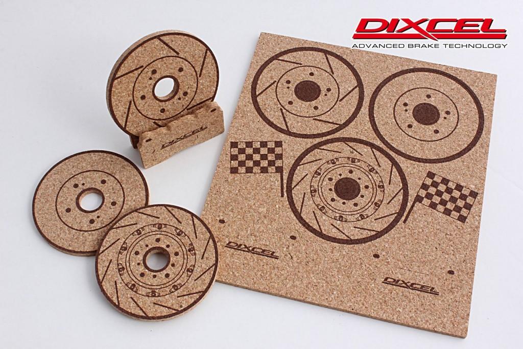 DIXCEL ブレーキコースター