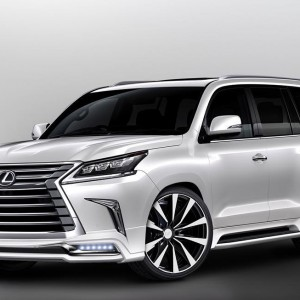 DOUBLE EIGHT LEXUS LX570