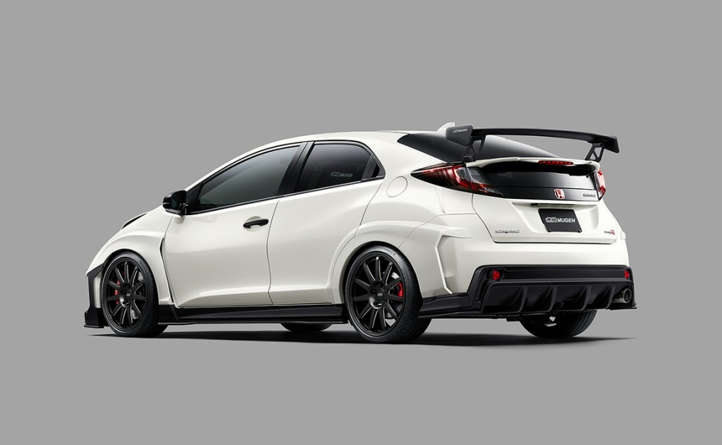 無限CIVIC Type R