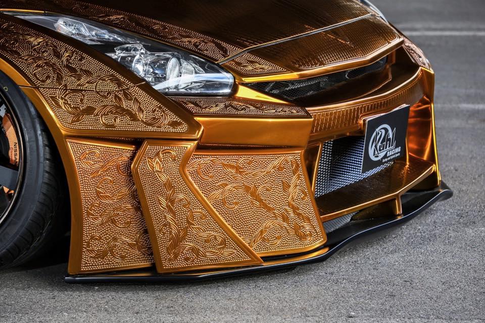 KUHL RACING GT-R R35 2016