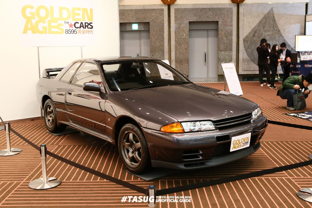 GOLDEN AGEs R32 SKYLINE GT-R NISMO