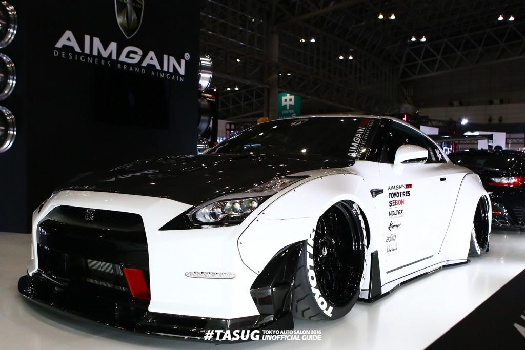 AIMGAIN GT R35 GT-R