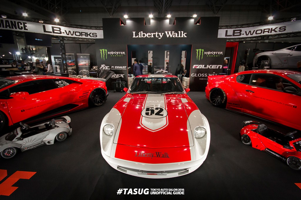 LibertyWalk