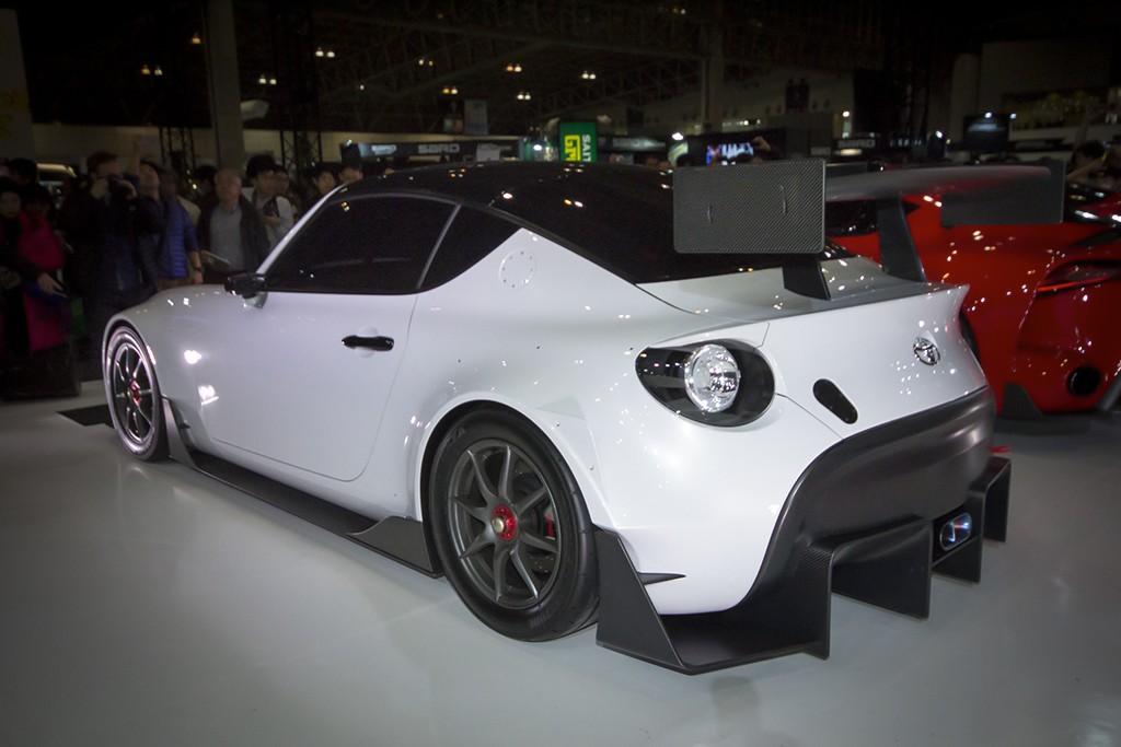 トヨタS-FR