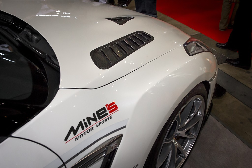 Mine's GT-R R35