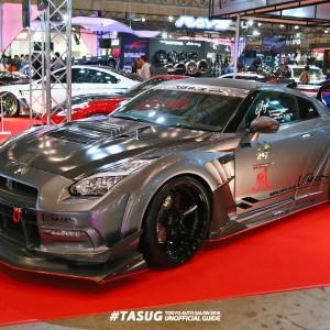 VARIS GT-R R35 神風