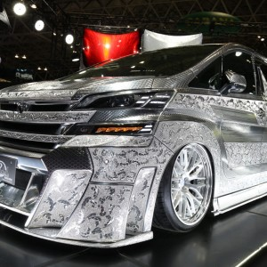 KUHL-RACING JAPAN KUHL&ROHAN;METAL VELLFIRE