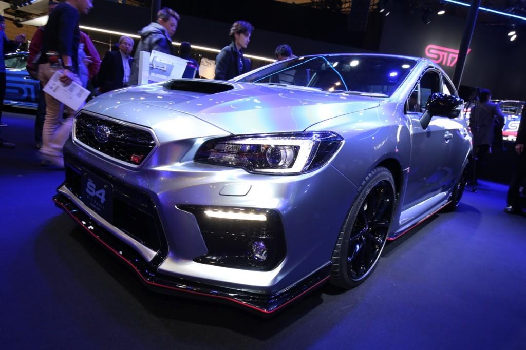 SUBARU WRX S4 STI Sport CONCEPT